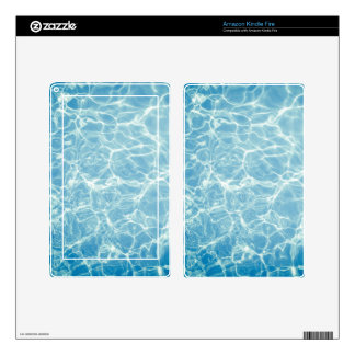 Pool Water, Pool, Swim, Summer Skins For Kindle Fire