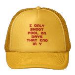 PoolChick Days Mesh Hats