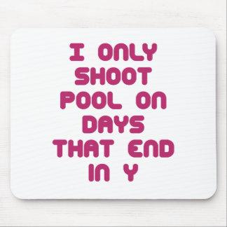PoolChick Days Mouse Pad