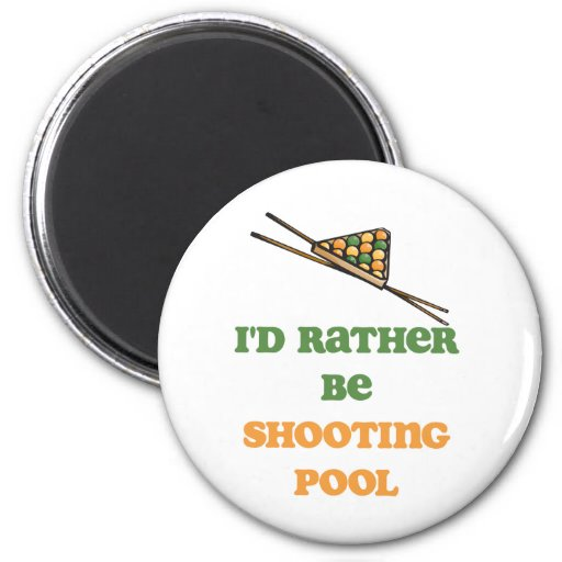PoolChick Rather 2 Inch Round Magnet