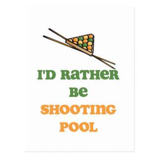 PoolChick Rather Postcards