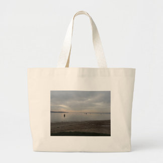 Poole Harbour from Hamworthy Tote Bag