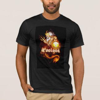 Poolgod Neptune (black) T-Shirt