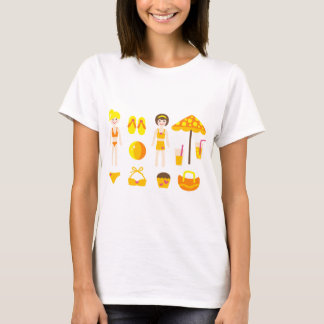 PoolPartyGirl1 T-Shirt