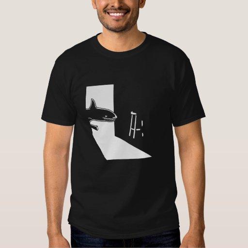 poolshark-hall-DKT T-shirt