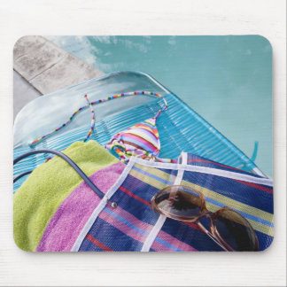 Poolside Accoutrements Mouse Pad