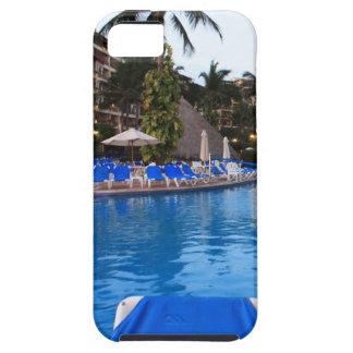 Poolside de Velas Vallarta iPhone 5 Carcasa