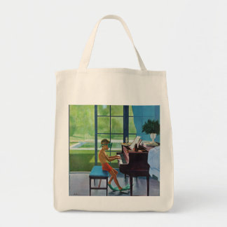 Poolside Piano Practice Bag