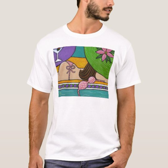 Poolside Playtime T-Shirt