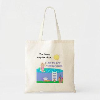 Pooltime Fun Tote Bag