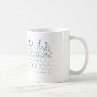 Poona by Naneshwer and Avatara of Vishnu Coffee Mug