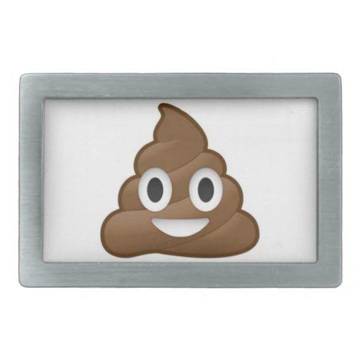Poop Belt Buckle