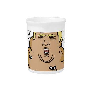 poop donald trump pitcher