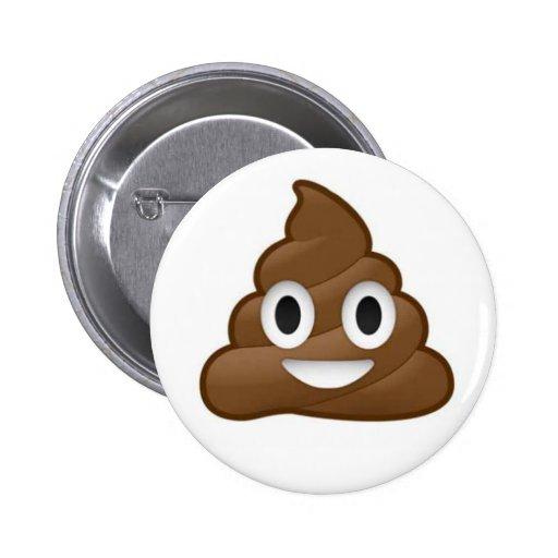 Poop Emoji Button