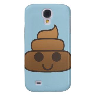 'Poop Emoji' Galaxy S4 Cover