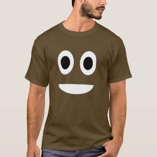 Poop Emoji Humor T-Shirt