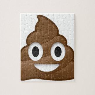 poop emoji jigsaw puzzle