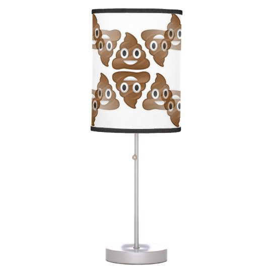 poop emoji lamp | Zazzle.com