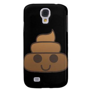 'Poop Emoji' Samsung Galaxy S4 Case