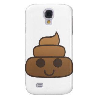 'Poop Emoji' Samsung Galaxy S4 Cover