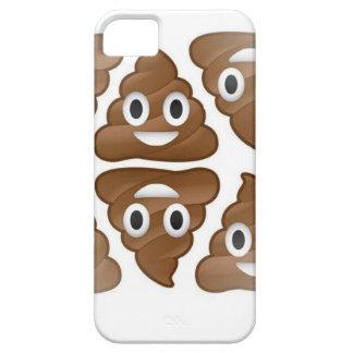 poop emojis iPhone SE/5/5s case