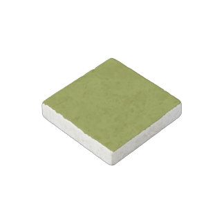 Poop Green colored Stone Magnet