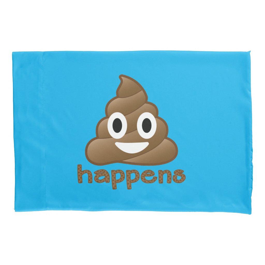 Poop Happens Emoji
