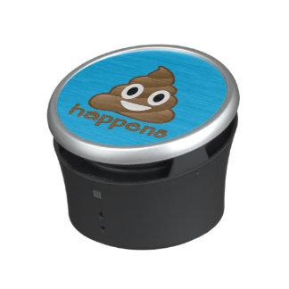 Poop Happens Emoji Speaker