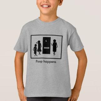 Poop happens Shirt