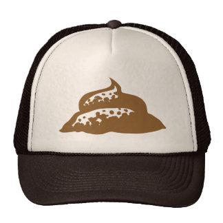 Poop Trucker Hats