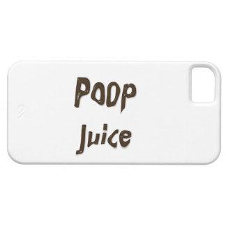 Poop Juice iPhone SE/5/5s Case