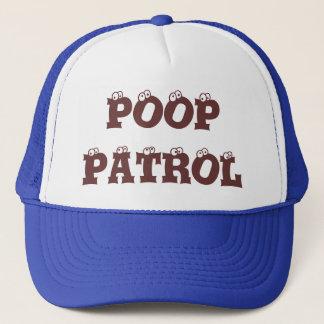 POOP PATROL - CAP