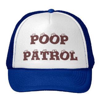 POOP PATROL - Customizable Cap Trucker Hat