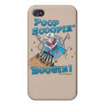 Poop Scoopin' iPhone 4/4S Case