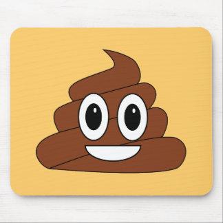 Poop Smiley Mouse Pad