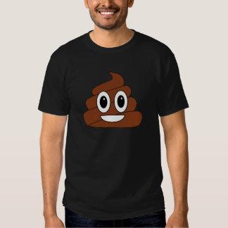 Poop smiley t shirt