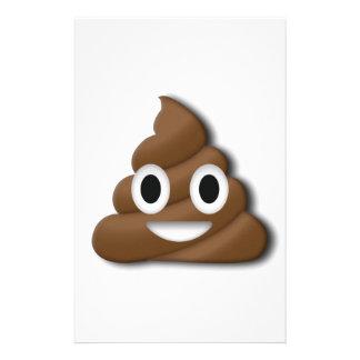Poop ! stationery