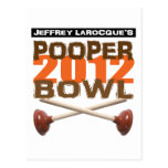 Pooper Bowl 2012 Post Card