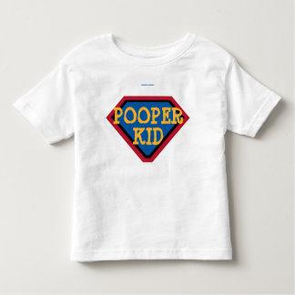 POOPER KID TODDLER T-SHIRT