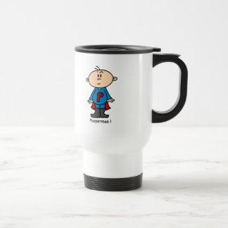 Pooperman Baby Coffee Mugs
