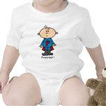 Pooperman Baby Tee Shirts