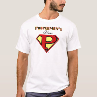 Pooperman's Nana T-Shirt