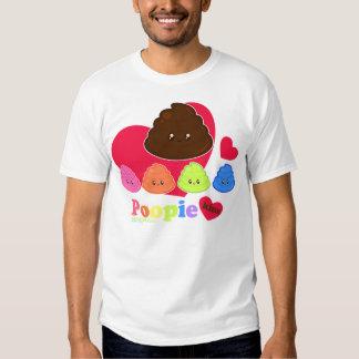 Poopiekins v2.0 tee shirt