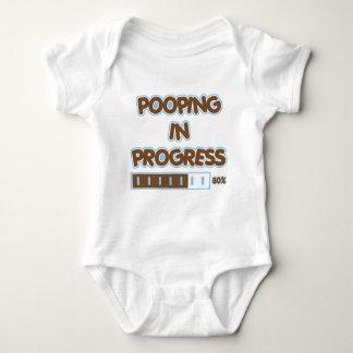 Pooping In Progress T Shirt