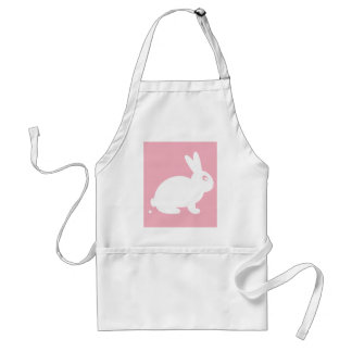Pooping Rabbit Apron
