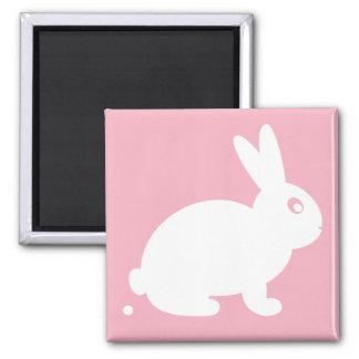 Pooping Rabbit Fridge Magnet