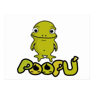 PooPU + PooPO + PipPI + PoPo Postales