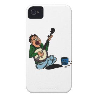 Poor Banjo Picker iPhone 4 Case