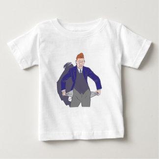 poor broke broke poor baby T-Shirt