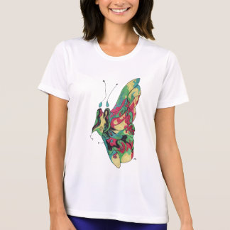 POOR BUTTERFLY TSHIRT
